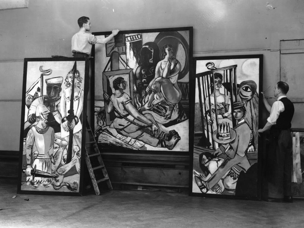 Τα «εκφυλιστικά» έργα της ναζιστικής περιόδου, επιστρέφουν