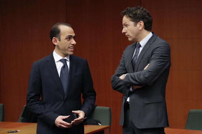 Ένα Eurogroup σαν όλα τα άλλα