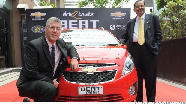 Νεκρός ο γενικός διευθυντής της Tata Motors