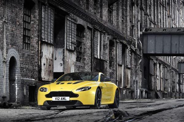 Νέα Aston Martin: Πολύ «άγρια» και για τον Τζέιμς Μποντ