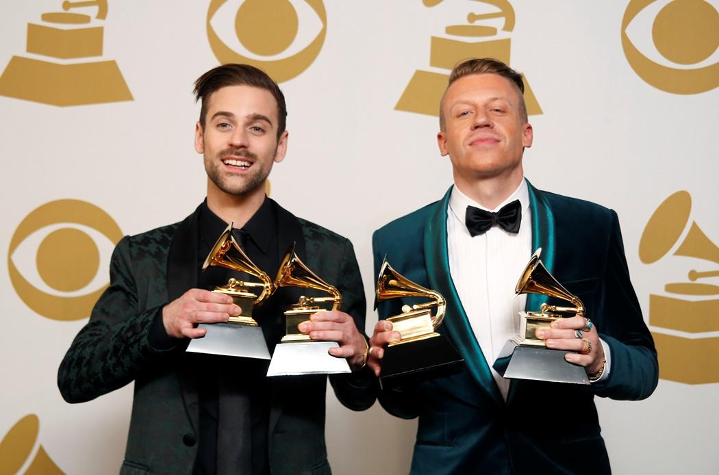 Απονεμήθηκαν τα μουσικά βραβεία Grammy