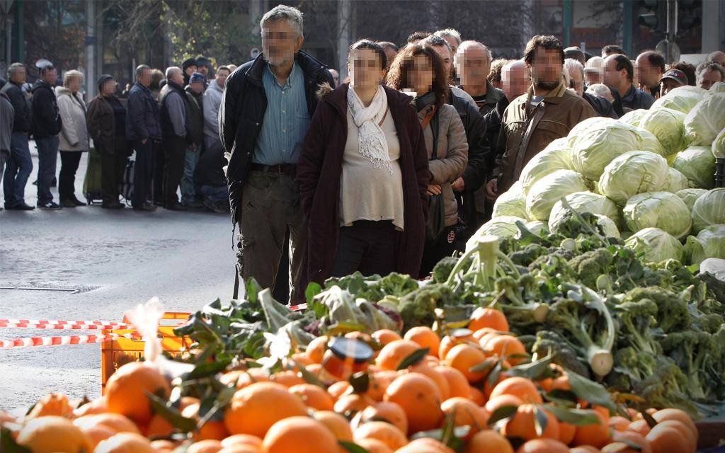 Τα ελληνικά νοικοκυριά έχασαν ακόμα 2,6 δισ. ευρώ