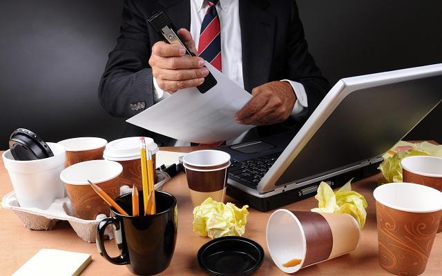 Πέντε τρόποι για να οργανωθείτε στη δουλειά