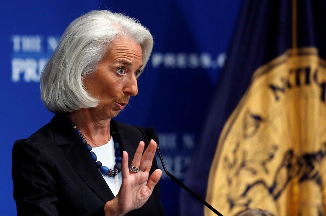 Κάνει πίσω το ΔΝΤ για το «κούρεμα» του ελληνικού χρέους;