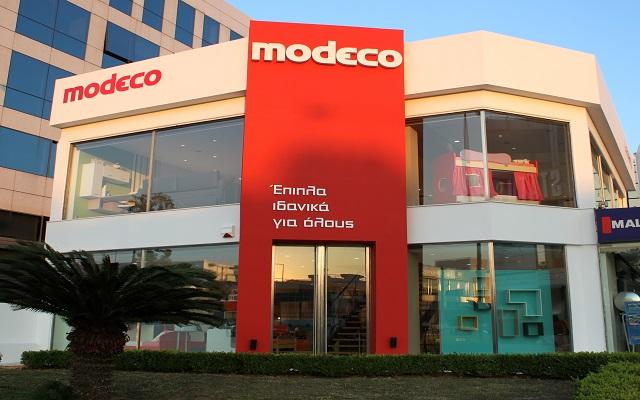 Modeco: Χτυπάει «ξύλο» στην κρίση