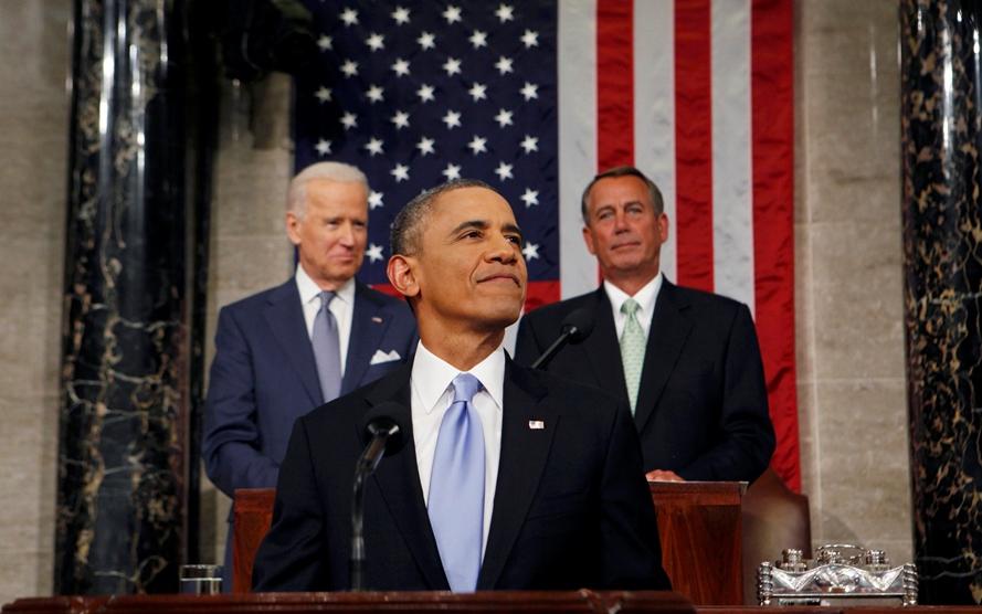 Μάχη κατά της ανισότητας υποσχέθηκε ο Μπάρακ Ομπάμα