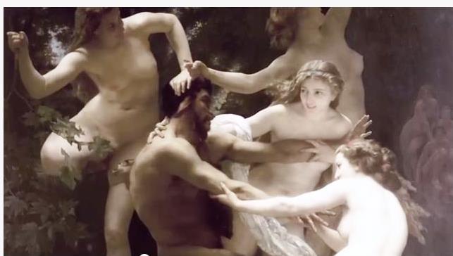 Βίντεο: Τα πιο διάσημα έργα τέχνης ζωντανεύουν στην οθόνη σας