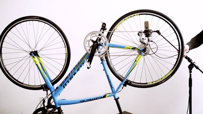 Ένα μουσικό κομμάτι από ήχους… ποδηλάτου
