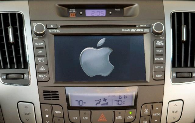 Έρχεται το iOS για αυτοκίνητα