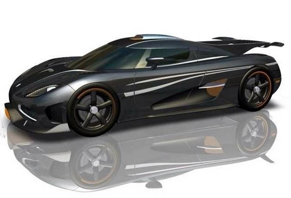 Το πιο γρήγορο αυτοκίνητο στο κόσμο παρουσιάζεται τον Μάρτιο