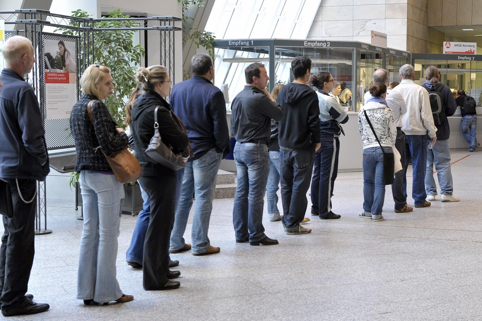 «Πρωταθλήτρια» στην ανεργία η Ελλάδα στην Ε.Ε.