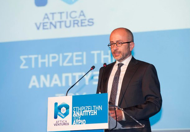 Δέκα χρόνια Attica Ventures