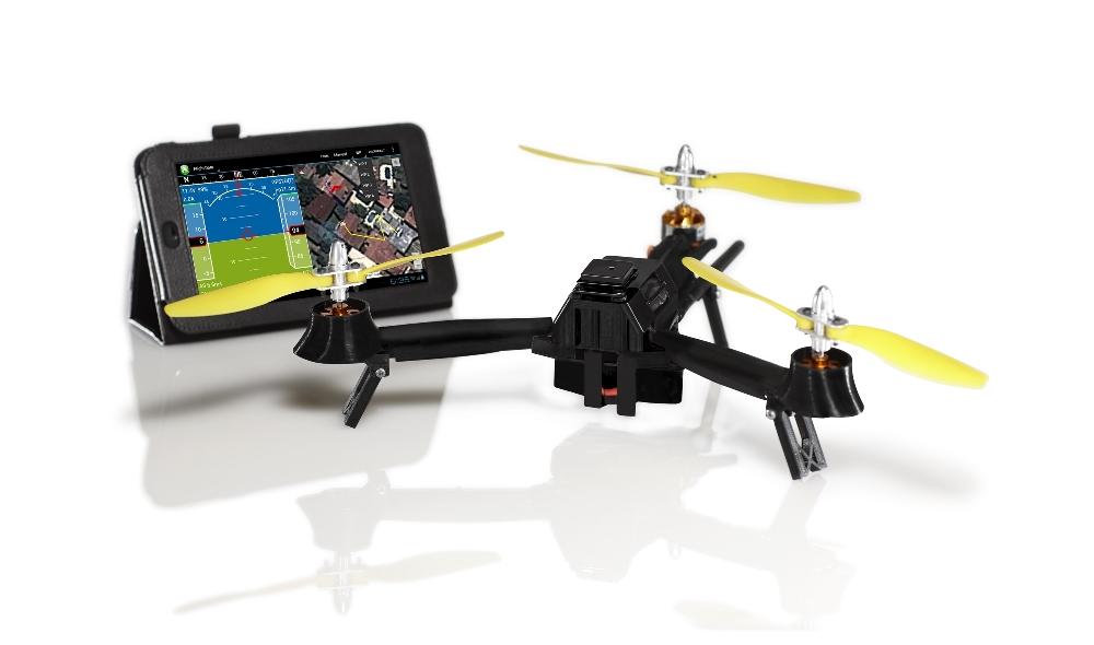 Βίντεο: Αποκτήστε το δικό σας Drone… τσέπης!