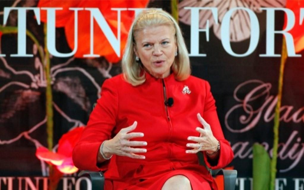 H CEO της IBM αρνείται να πάρει το…παχυλό της μπόνους