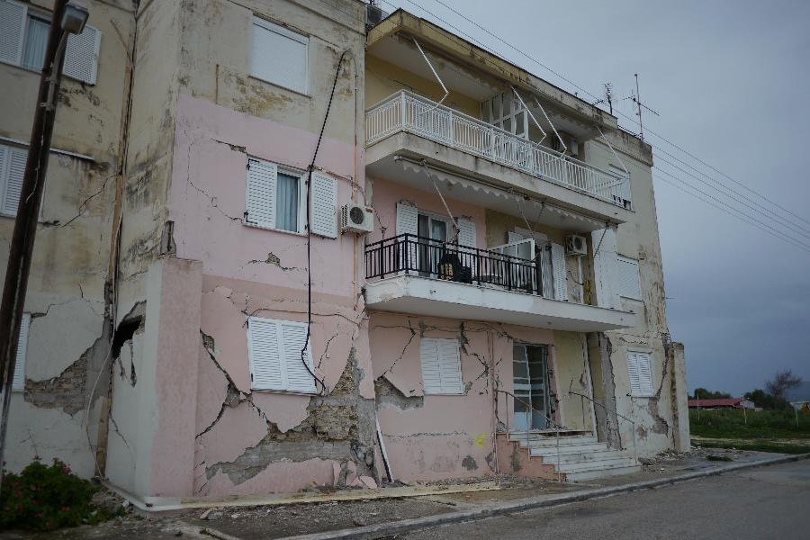 Σεισμόπληκτη περιοχή κηρύσσεται η Κεφαλονιά