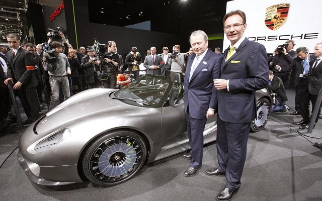 Αντιμέτωπη με μήνυση ύψους 1,8 δισ. ευρώ η ηγεσία της Porsche