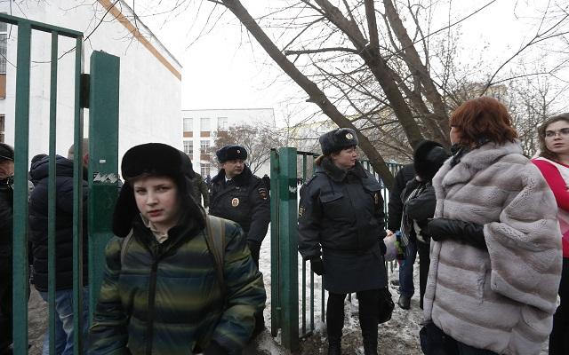 Αίσιο τέλος στην ομηρεία σε σχολείο της Ρωσίας