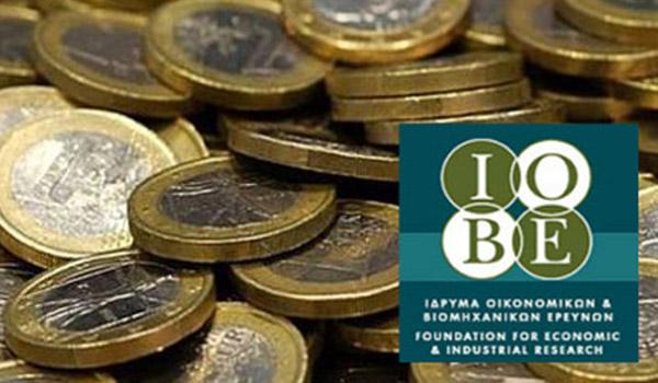 ΙΟΒΕ: Βελτίωση των οικονομικών δεικτών τον Μάιο