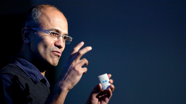 Σε ινδικά χέρια η Microsoft;