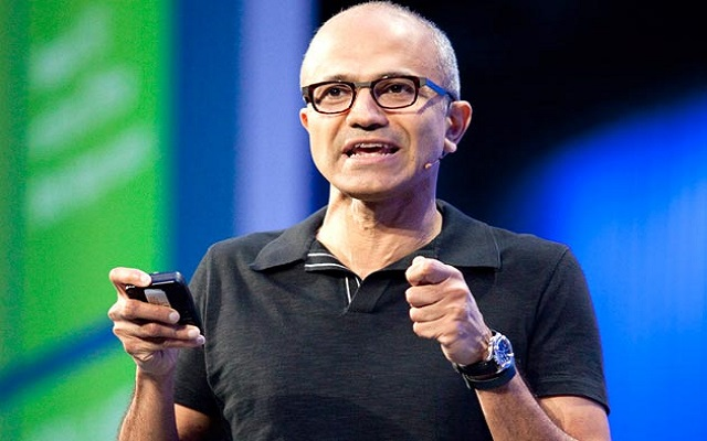 Ο Σάτια Ναντέλα θα είναι ο νέος CEO της Microsoft