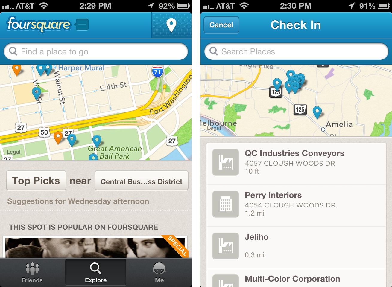 Αλλαγή CEO και νέα χρηματοδότηση για το Foursquare