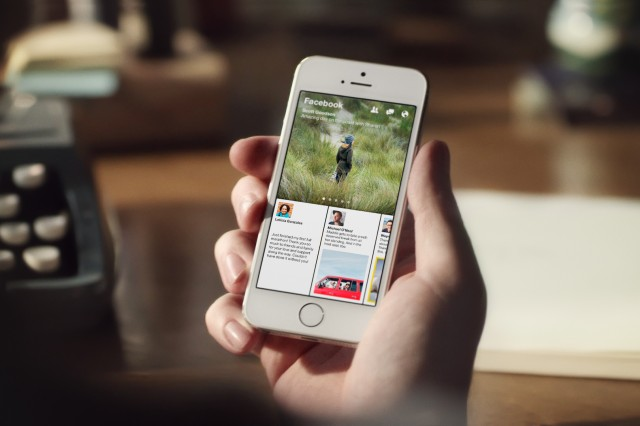 Paper: Το νέο app της Facebook που ίσως αλλάξει όνομα