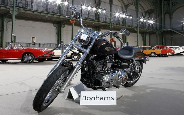 Πωλήθηκε έναντι 210.000 ευρώ η Harley του Πάπα Φραγκίσκου