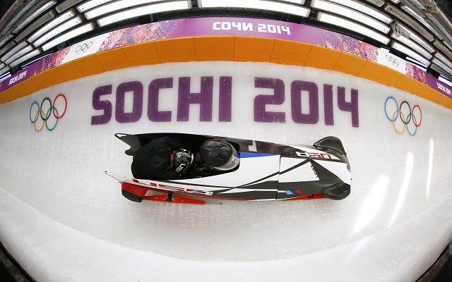 It's Sochi-time!