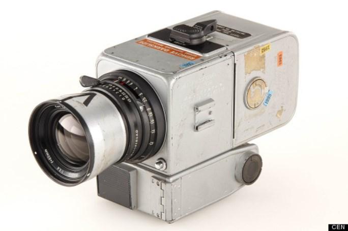Μια κάμερα από το διάστημα