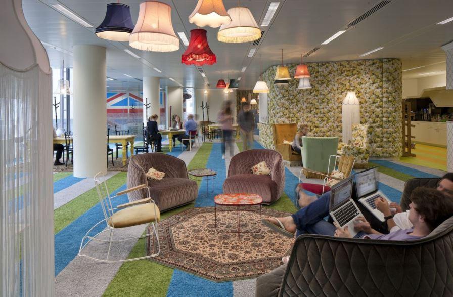 Τα εντυπωσιακότερα γραφεία του κόσμου
