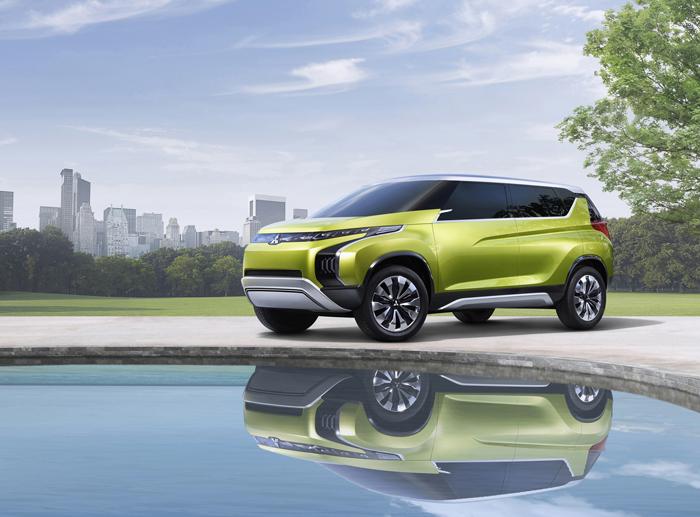 To μέλλον της Mitsubishi στην 84η Έκθεση Αυτοκινήτου της Γενεύης