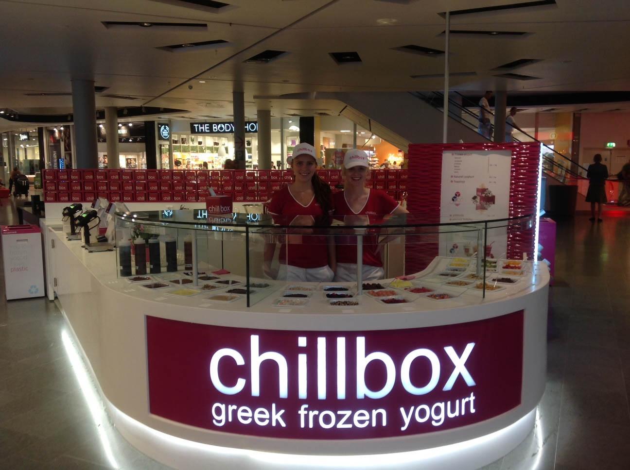 H Chillbox επεκτείνεται σε Ρωσία, Αυστρία και Ουγγαρία
