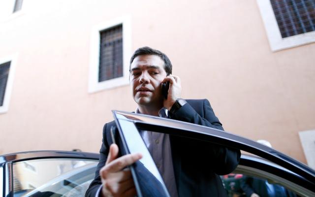 Με τον Ιταλό πρωθυπουργό συναντήθηκε ο Αλέξης Τσίπρας