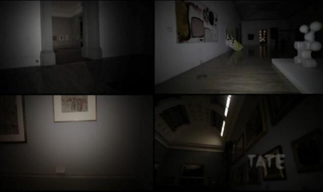 Βίντεο: Ρομπότ – φύλακας σε βρετανικό μουσείο