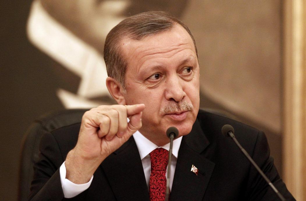 Ωμή παρέμβαση Ερντογάν στα τουρκικά ΜΜΕ