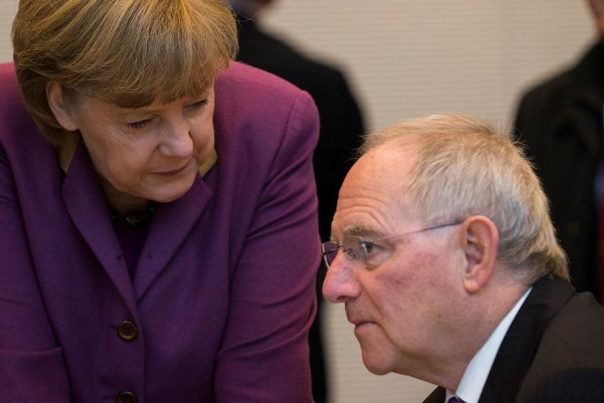 To γερμανικό σχέδιο ελάφρυνσης του ελληνικού χρέους