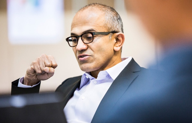 Ένας 47χρονος Ινδός στο τιμόνι της Microsoft