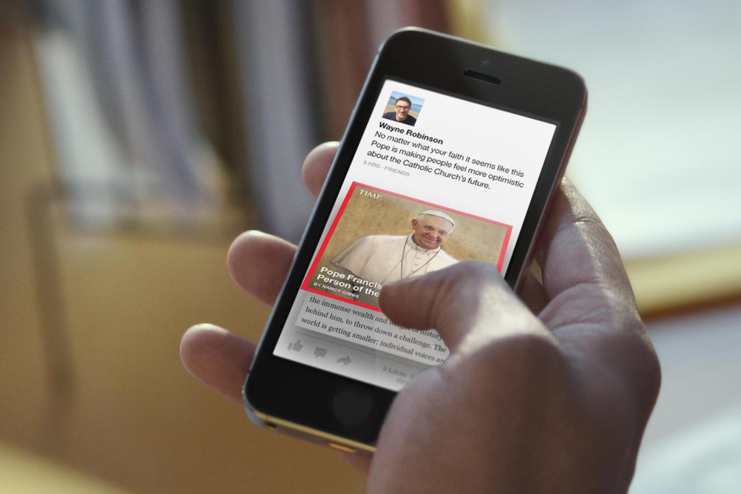 Facebook Paper: Το app της ωριμότητας του Ζούκερμπεργκ