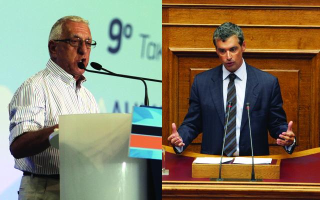Υποψήφιοι για τον Δήμο Αθηναίων οι Σπηλιωτόπουλος-Κακλαμάνης