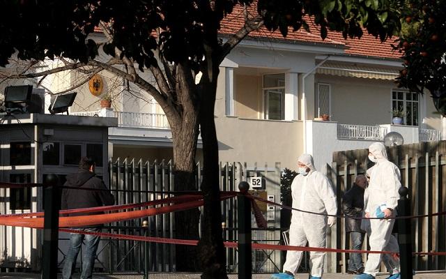 Ανάληψη ευθήνης για την επίθεση στην οικία του Γερμανού πρέσβη