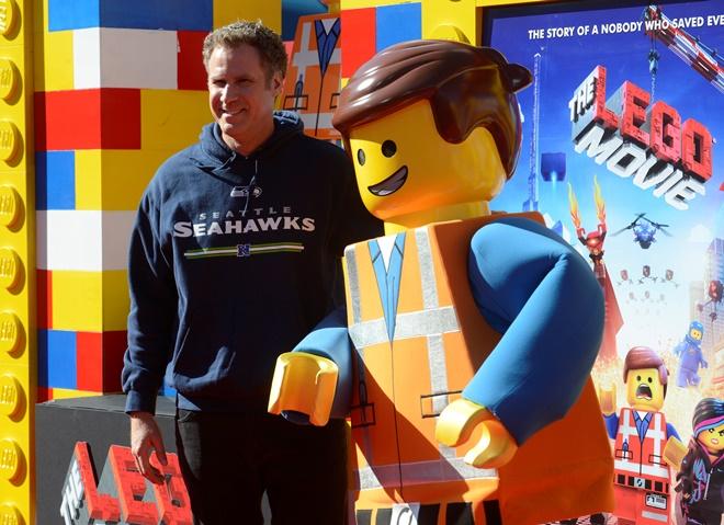«Σπάει» τα ταμεία το «The Lego Movie» στις ΗΠΑ