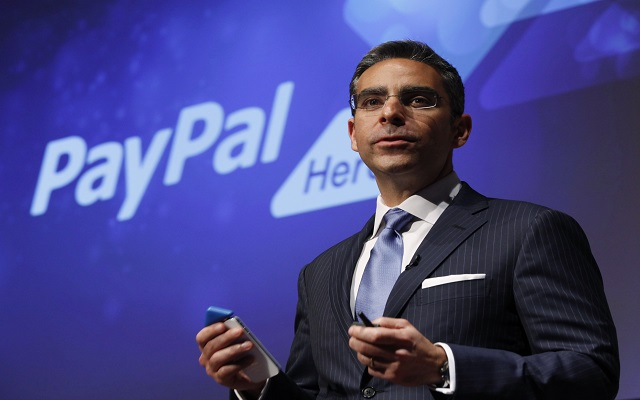 Χάκαραν την πιστωτική κάρτα του προέδρου του PayPal