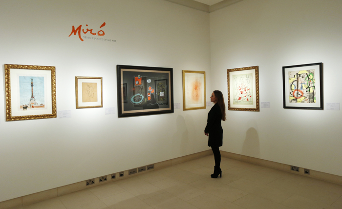 Η Κίνα αγοράζει μανιωδώς έργα τέχνης