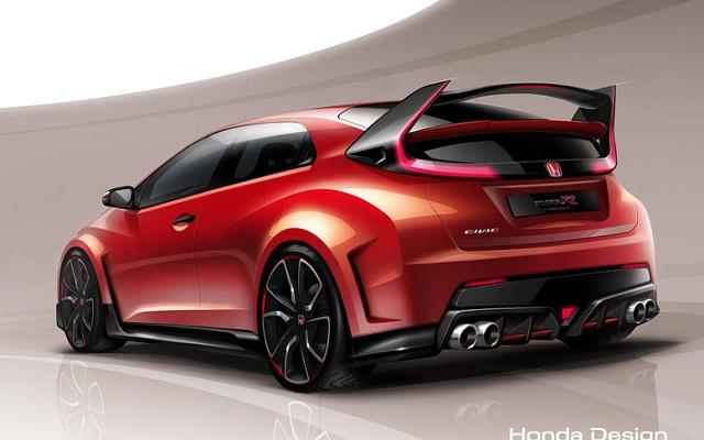 Το νέο Honda Civic δείχνει τα «δόντια» του στη Γενεύη