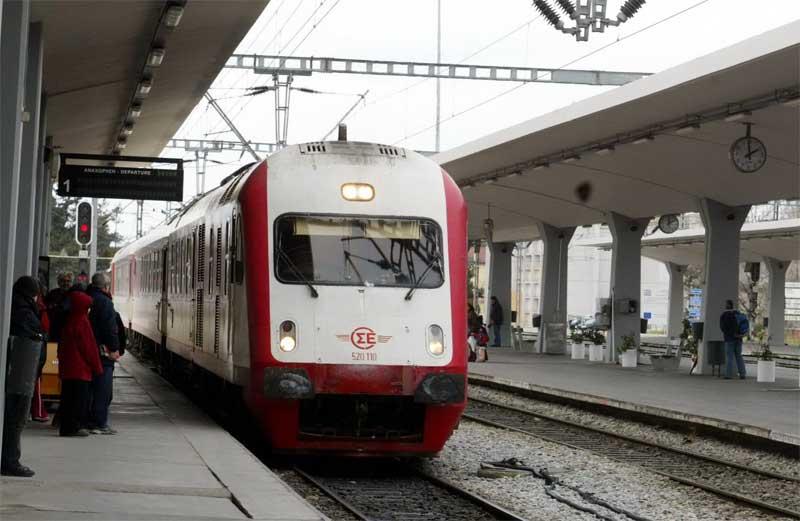 ΤΡΑΙΝΟΣΕ: Φθηνά εισιτήρια για τη διαδρομή Αθήνα – Θεσσαλονίκη