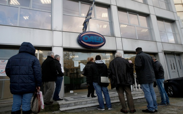 Χωρίς φραγμό η αύξηση των ανέργων – Νέο ευρωπαϊκό «ρεκόρ»