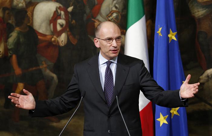 Διεργασίες για νέα κυβέρνηση στην Ιταλία