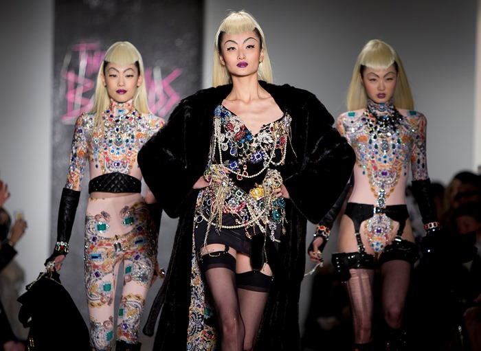 Η «καρδιά» της μόδας χτυπάει στη Νέα Υόρκη