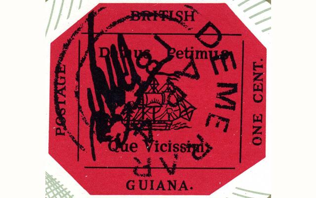 Δημοπρατείται το σπανιότερο γραμματόσημο του κόσμου
