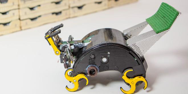 Τα ρομπότ-τερμίτες που χτίζουν μόνα τους!